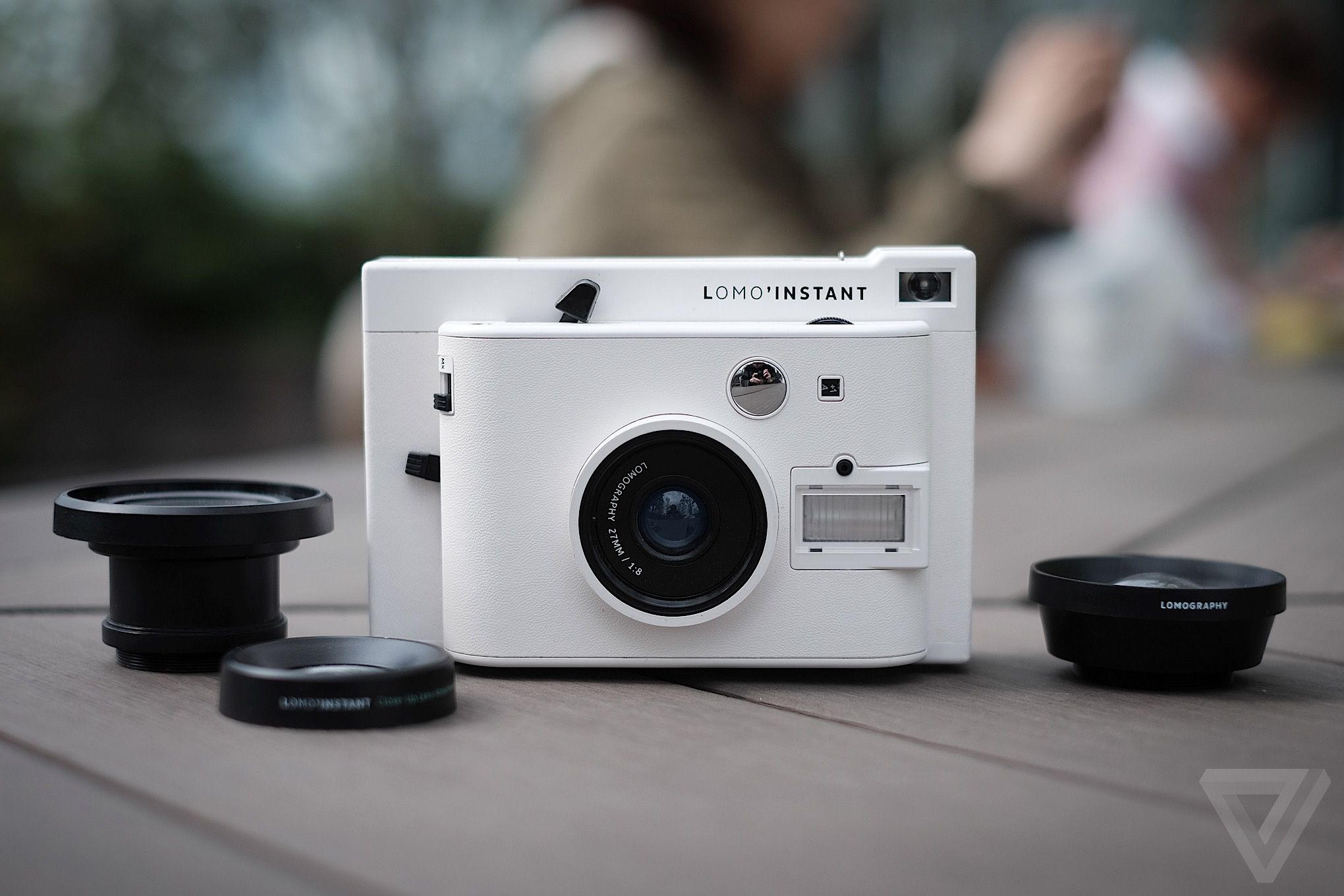 Has Lomography Made The Best Instant Camera Yet The Verge