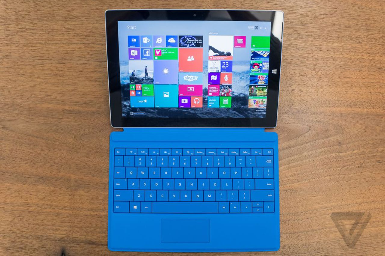 Microsoft Surface Book, Microsoft Surface Pro 4 Updated