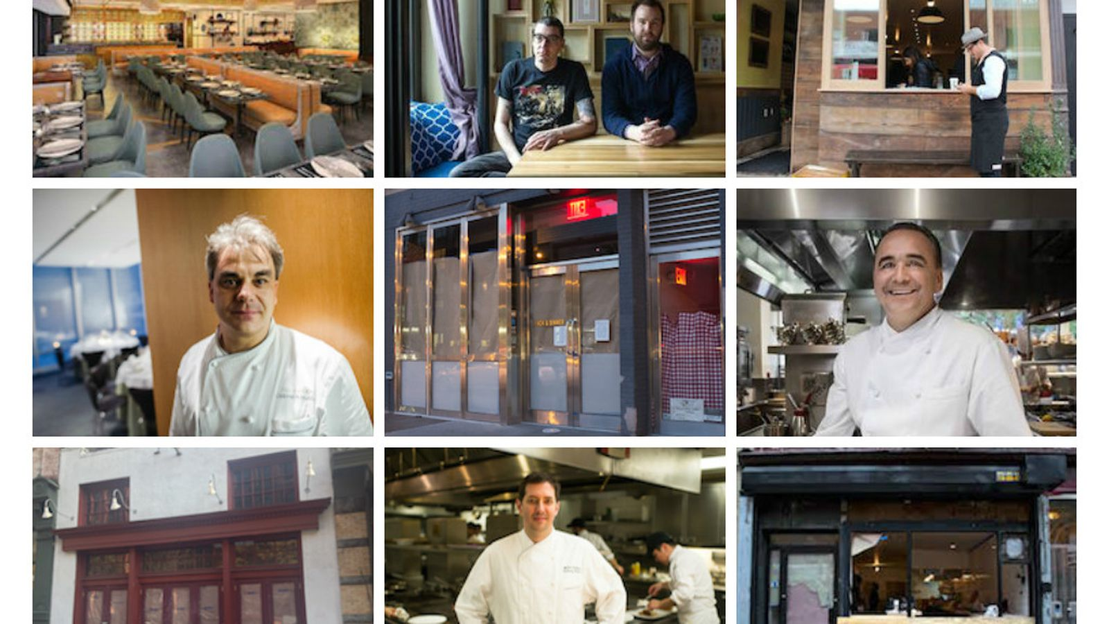 The 25 Most Anticipated New York City Openings of Winter/Spring 2015