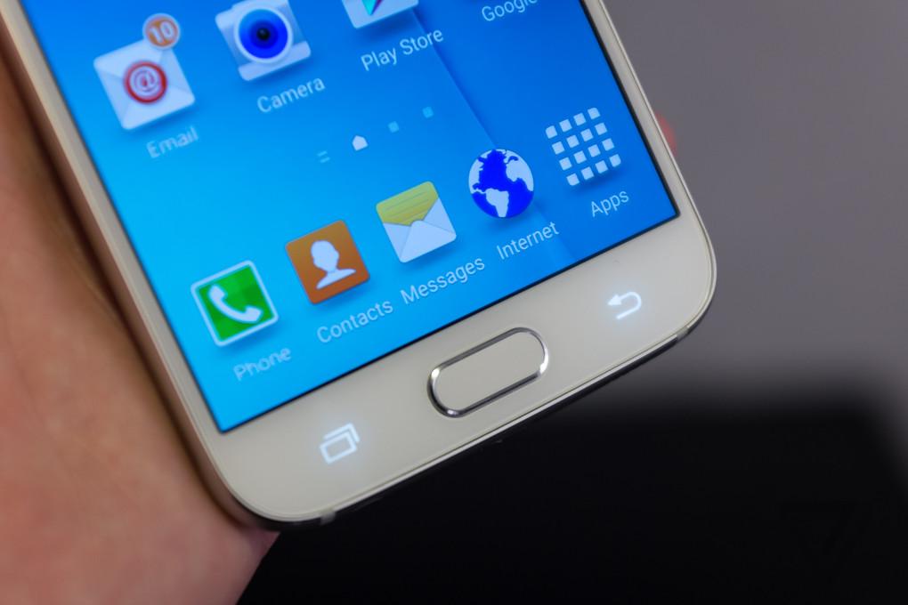 [MWC 2015] Ngắm nhìn từng góc cạnh Samsung Galaxy S6, S6 Edge: kính, kim loại, bóng bẩy - 64207