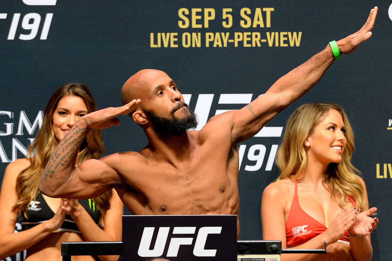 community news, UFC 197s Demetrious Johnson explains why he is unlikely to move up to bantamweight