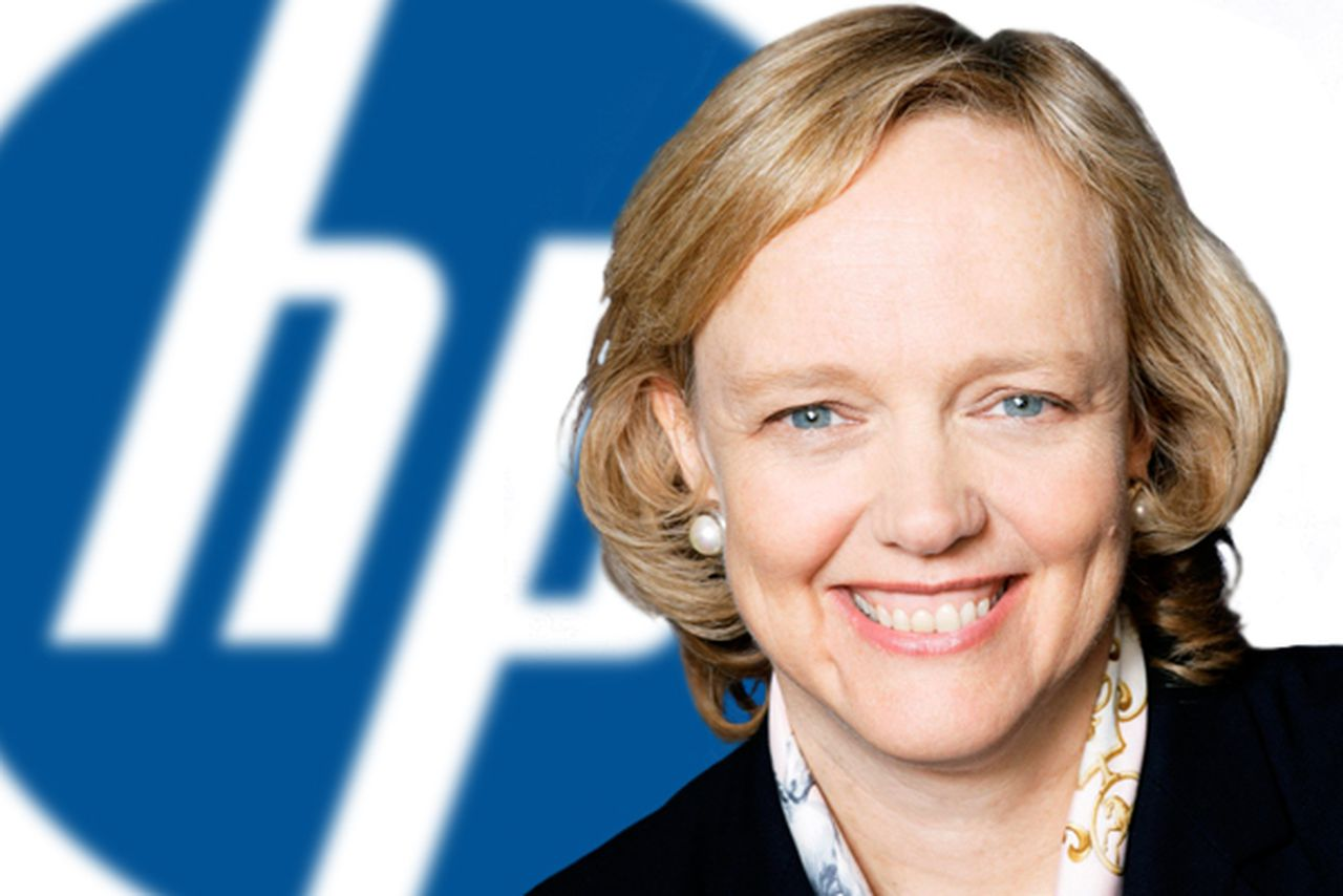 meg whitman 2, 2015 file photo, hewlett packard enterprise president and ceo meg whitman  is interviewed on the floor of the new york stock exchange.