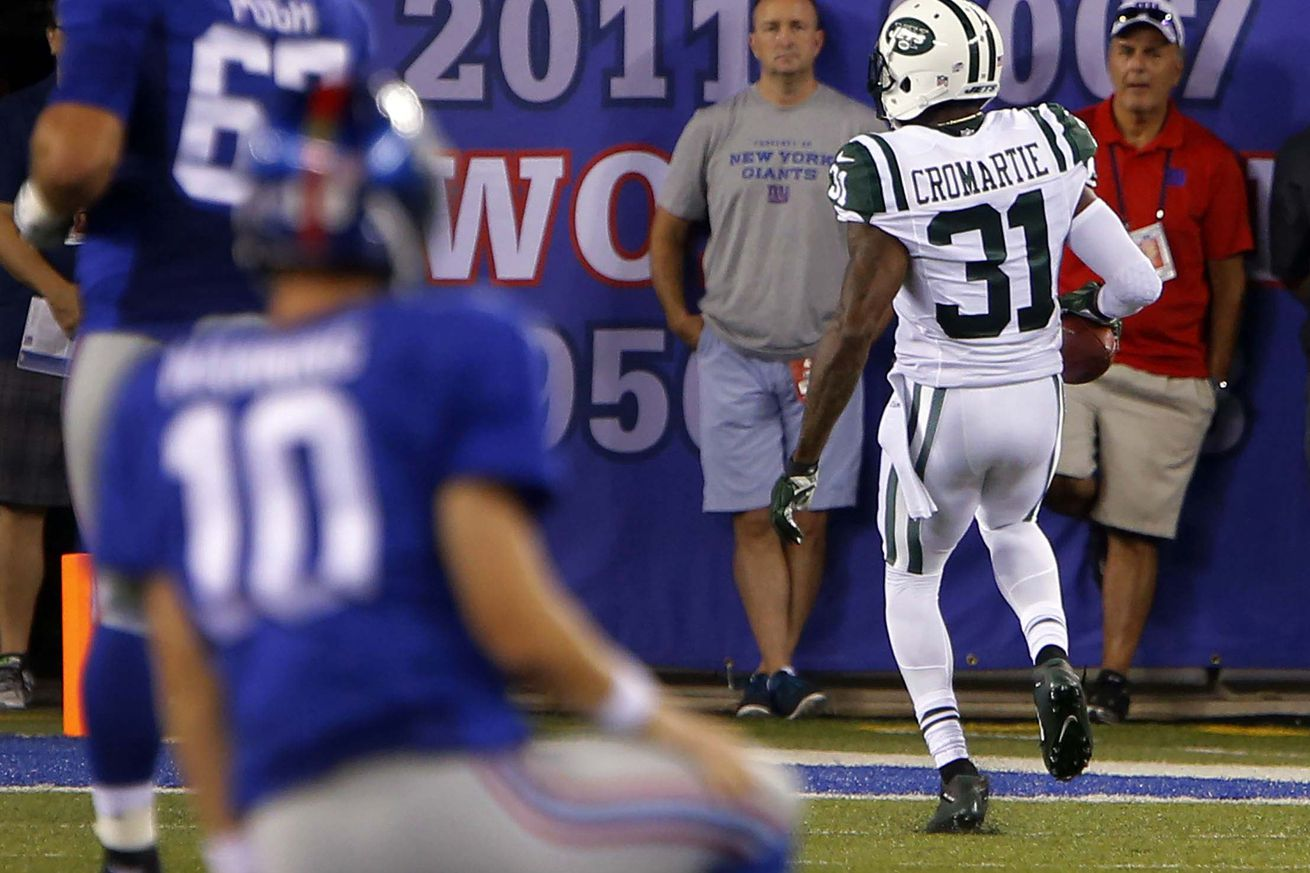 "NFL Jerseys - Jets 28, Giants 18: ""Kudos & Wet Willies"" review - Big Blue View"