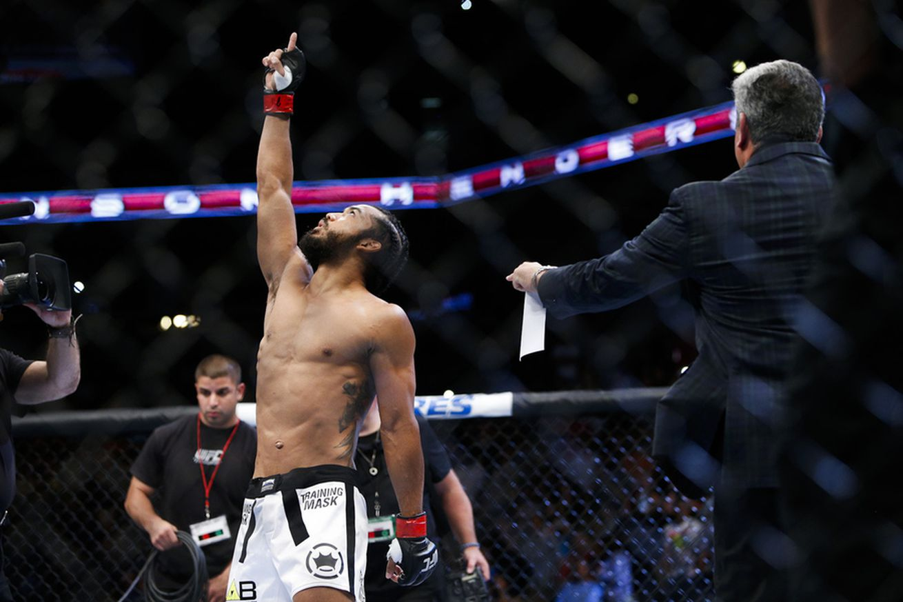 community news, Benson Henderson blazes a path, but he doesn't get bogged down with who follows