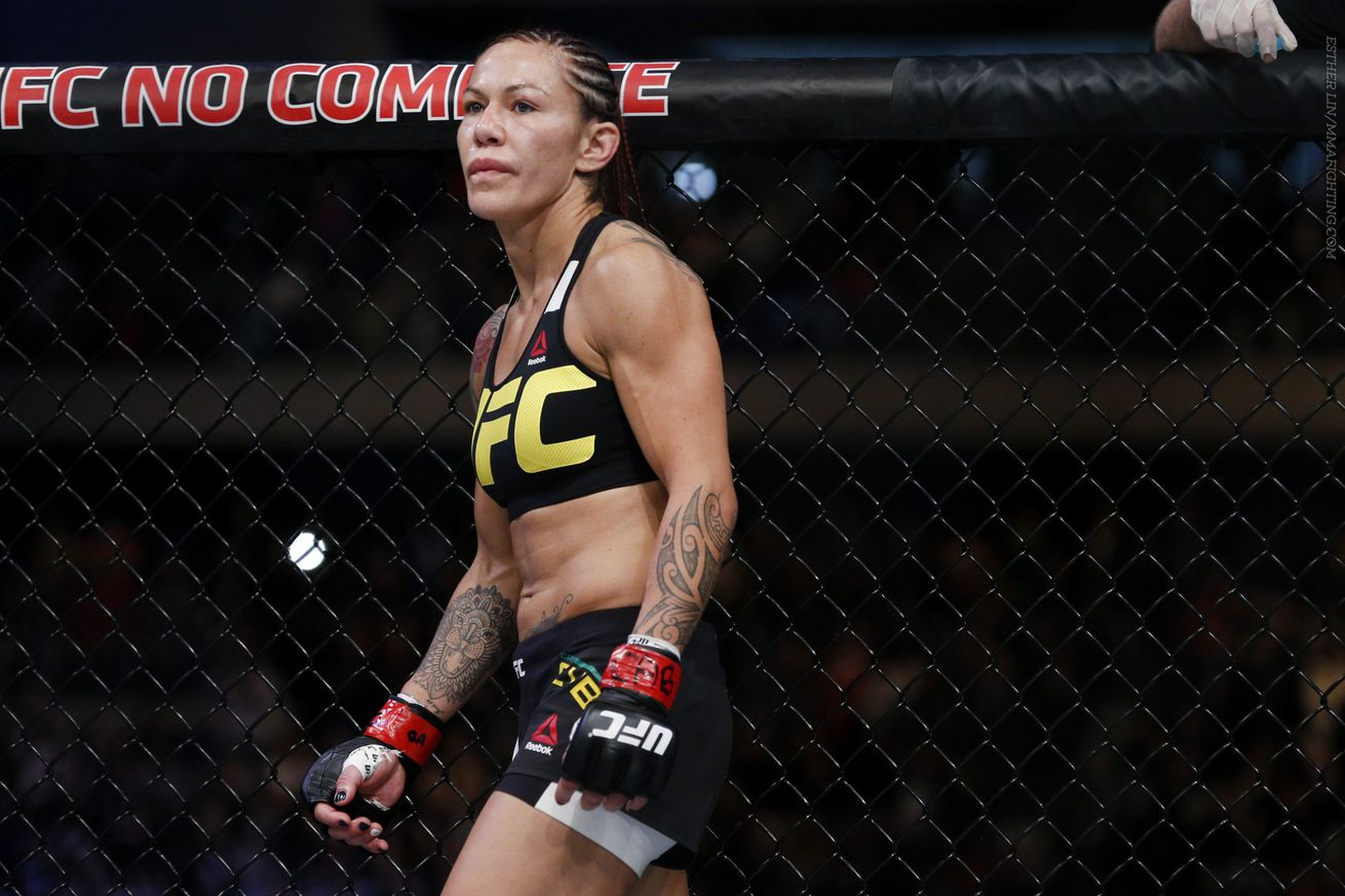Cris Cyborg says she didnt call out Ronda Rousey because tonight was my moment