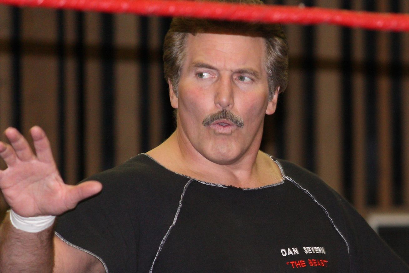 community news, Tank Abbott out of fight vs. Dan Severn, replacement being sought