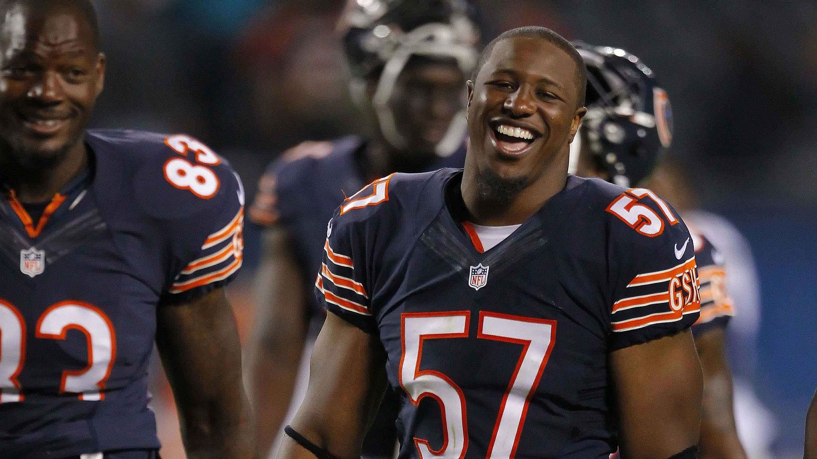 jon bostic fined for hit on chargers wr mike willie