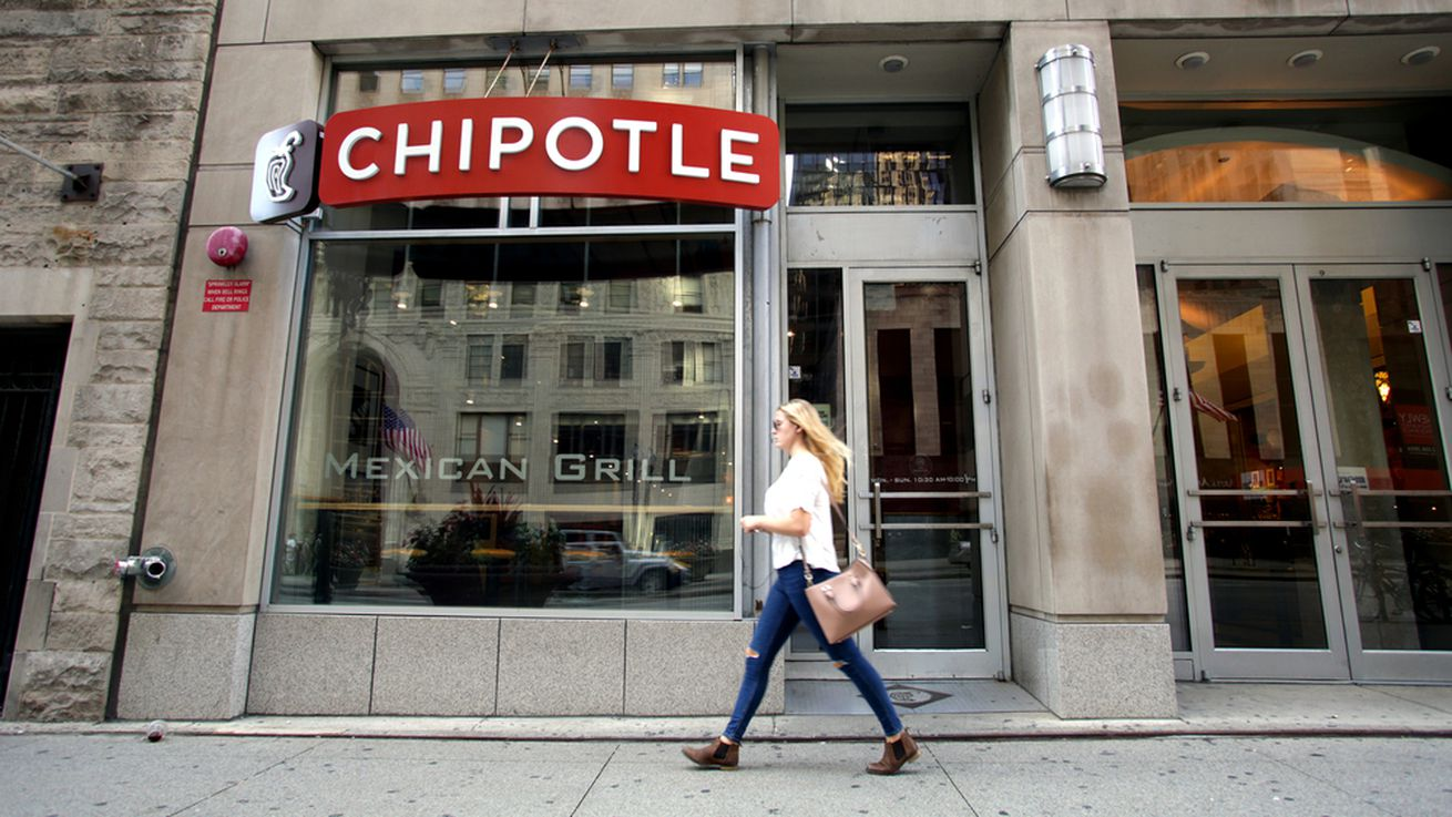Chipotle Stock Falls After Tweets About Alleged Manhattan E. Coli Incident