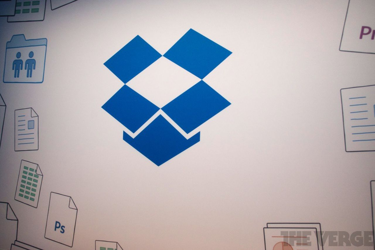 how to delete from dropbox app