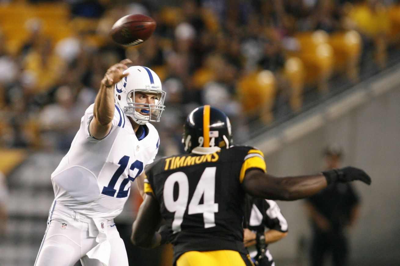 Indianapolis Colts Week 8 Fantasy Football Team Preview