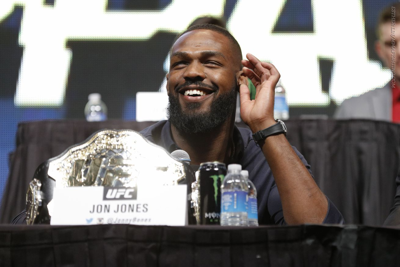 community news, Dana White: Playing the good guy drove Jon Jones crazy