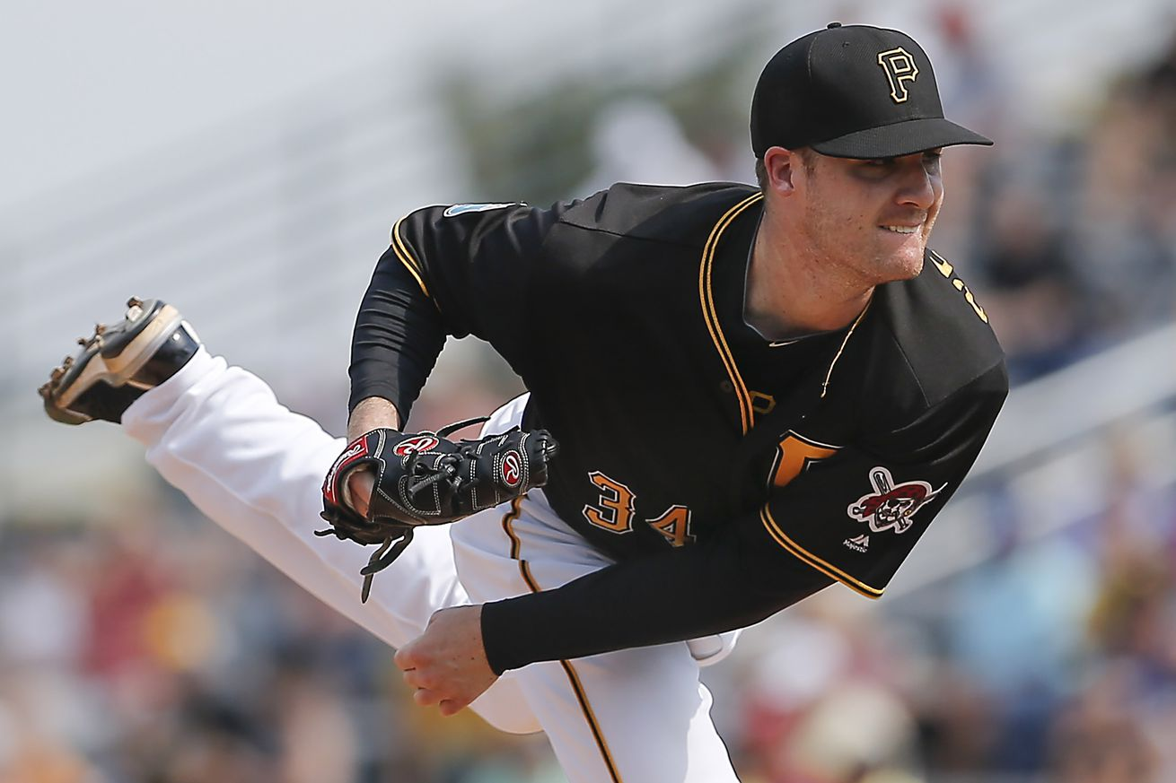 Braves acquire O'Flaherty from Pirates