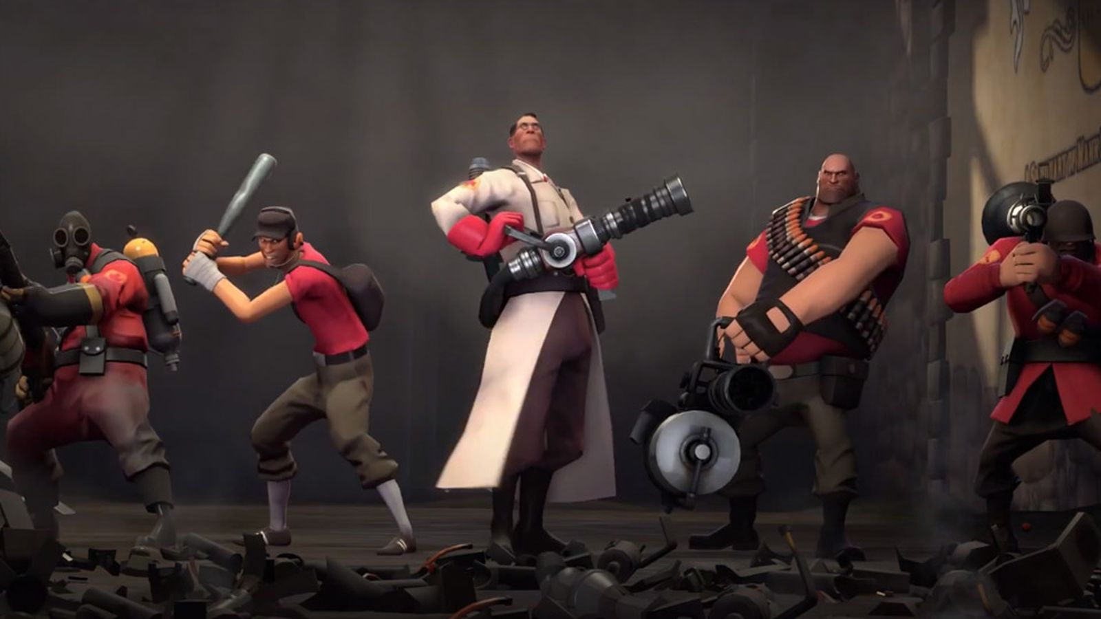 "team fortress competitive matchmaking Team fortress 2 ""meet your match"" update adds competitive match making and  full details on the new update and the competitive mode additions can be found ."