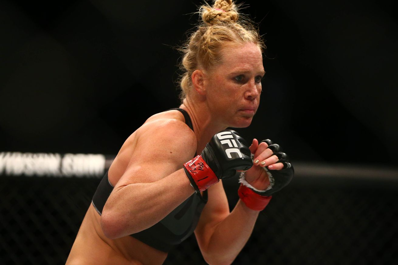 Holly Holm welcomes UFC catchweight fight against Cris Cyborg