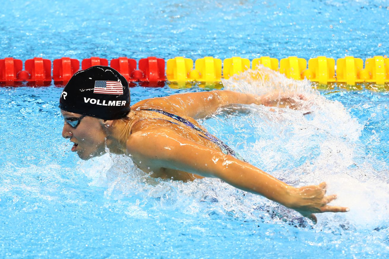 Sarah Sjostrom wins 100m butterfly, Sweden's first Olympic gold medal