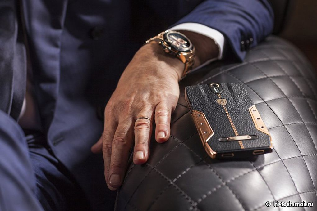 Lamborghini 88Tauri smartphone
