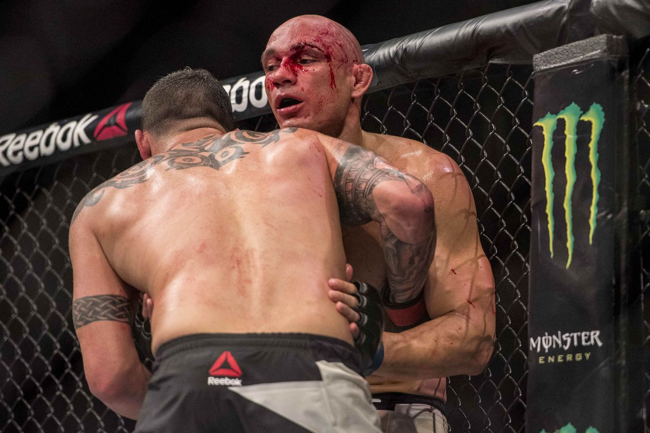 community news, UFC Fight Night 88 results recap: Chris Camozzi vs Vitor Miranda fight review and analysis