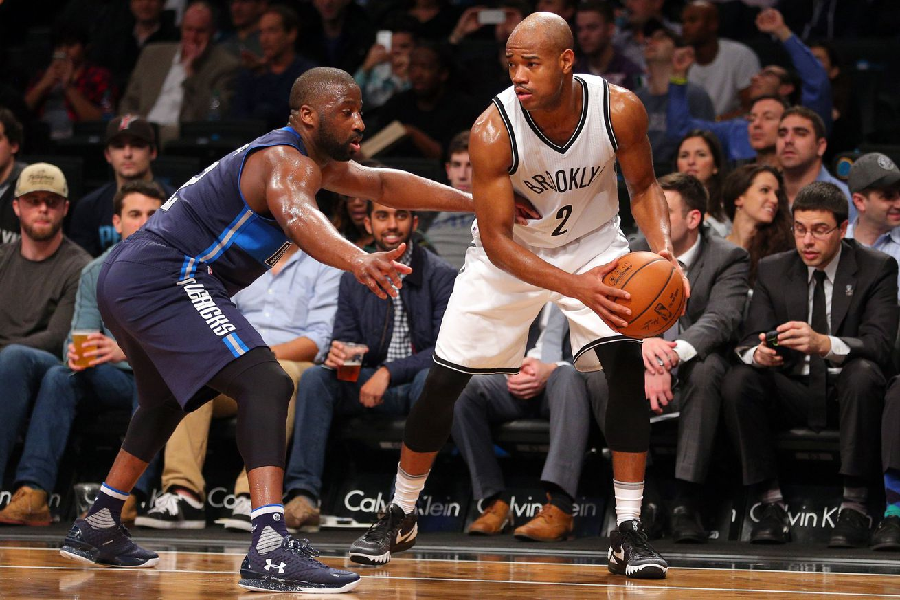Nets trying to trade Jarrett Jack before waiving him