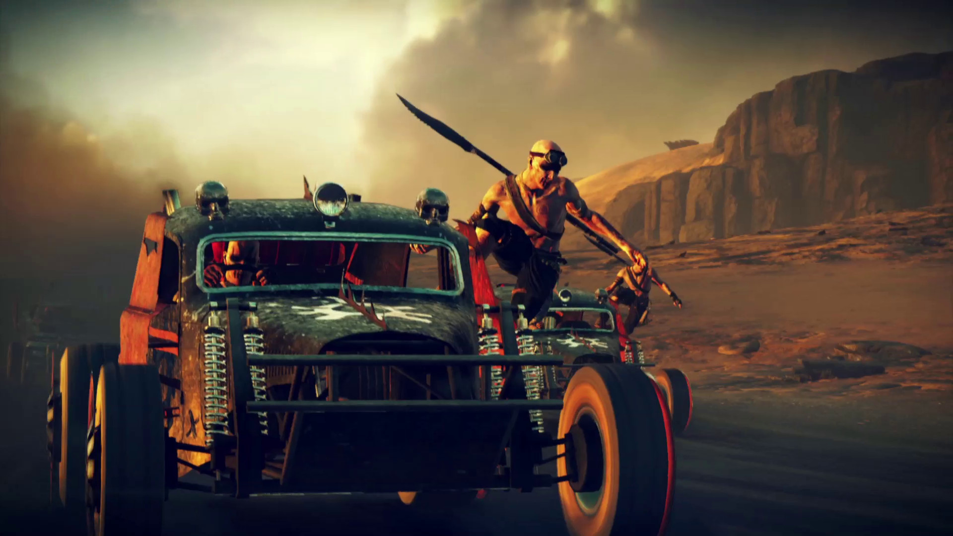 Mad Max's latest trailer keeps Fury Road's breakneck pace