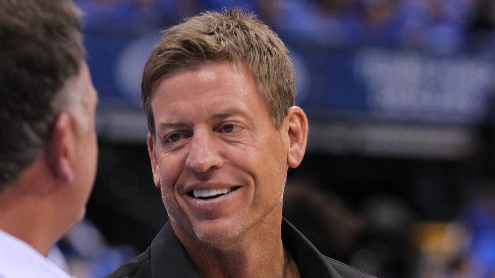 Is troy aikman gay
