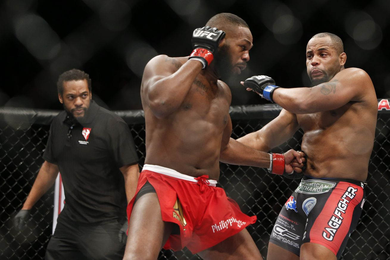 community news, Jon Jones to Daniel Cormier: So much for being willing to die