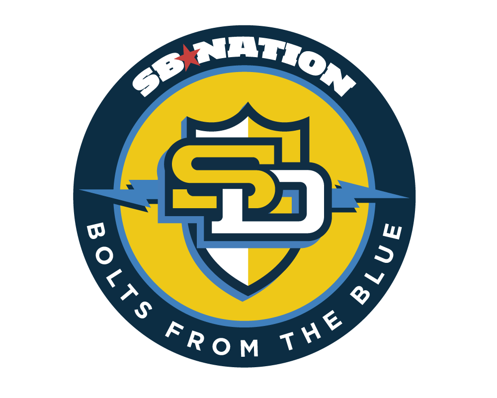 Bolts From The Blue A San Diego Chargers Community