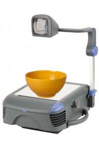 bowl projector