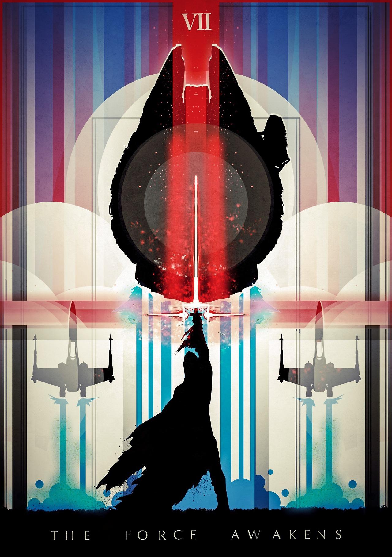 Star Wars 2015 - Magazine cover