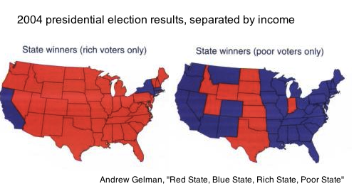 Morning Feature The KKK And The GOP Data Vs Stories BPI Campus - Kkk map us