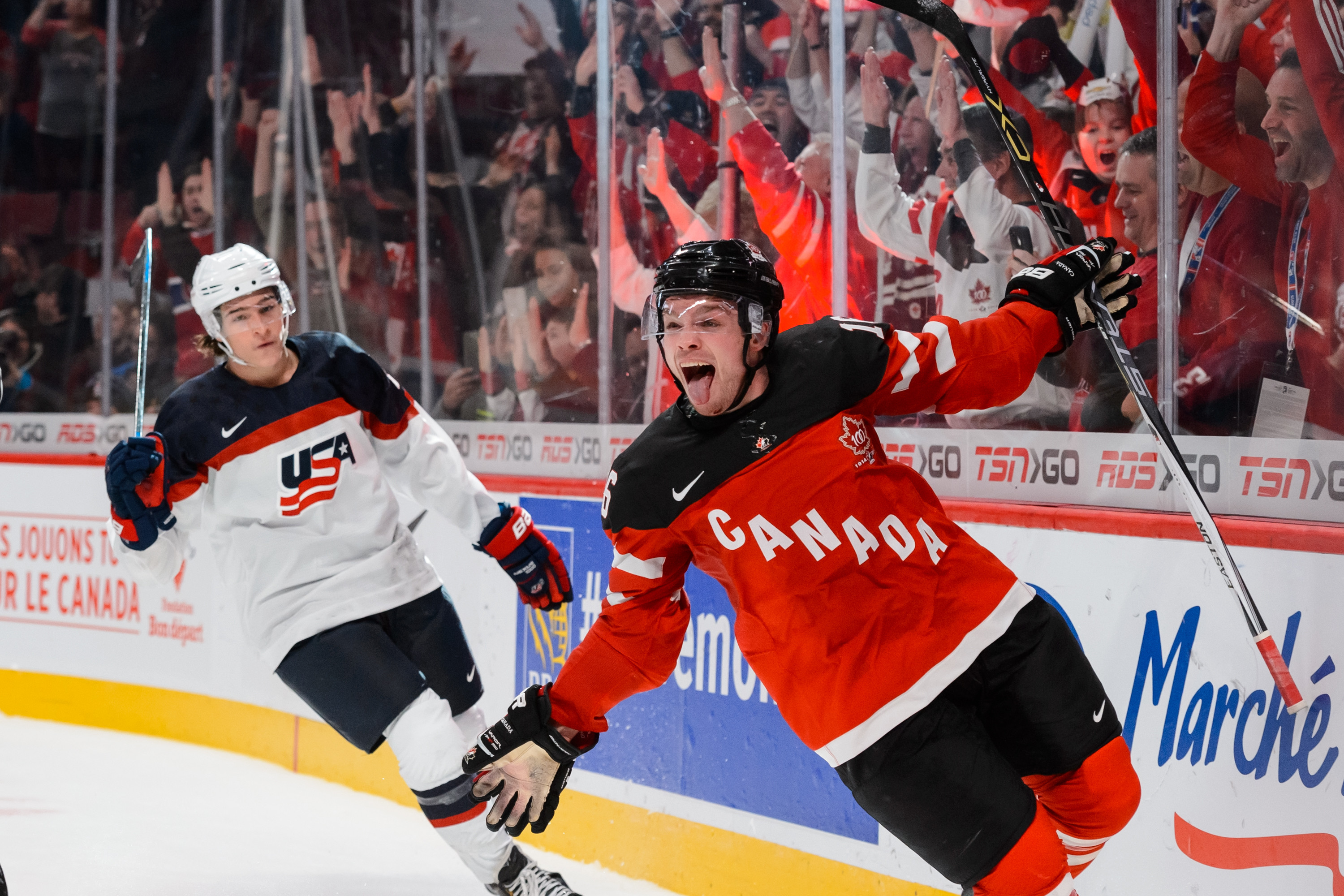 United States vs. Canada 2015 final score: Max Domi leads Canadians to victory - SBNation.com