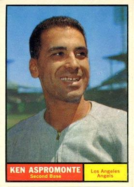 Ken Aspromonte 1961
