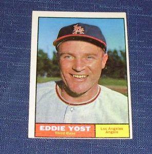 Eddie Yost 1961