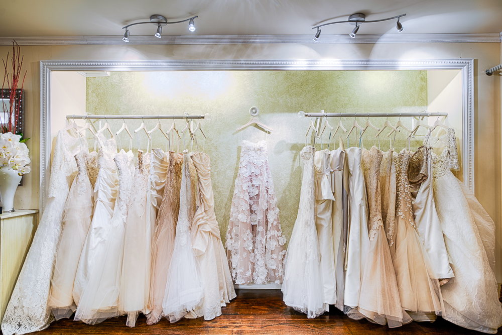 Carine Krawiec On Finding Gowns For The Modern D C Bride