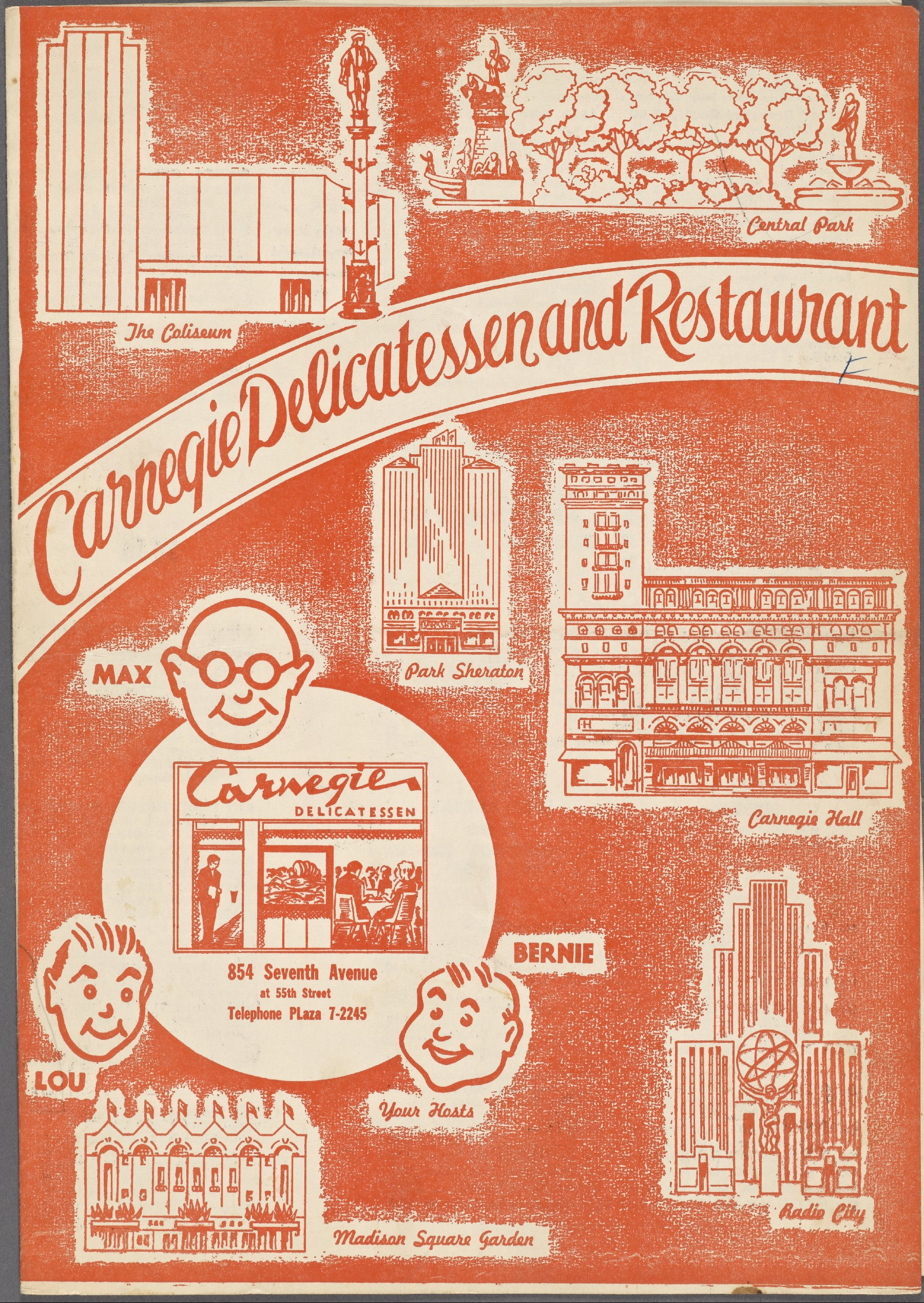 Comparing Nine Vintage Restaurant Menus To Their 2015