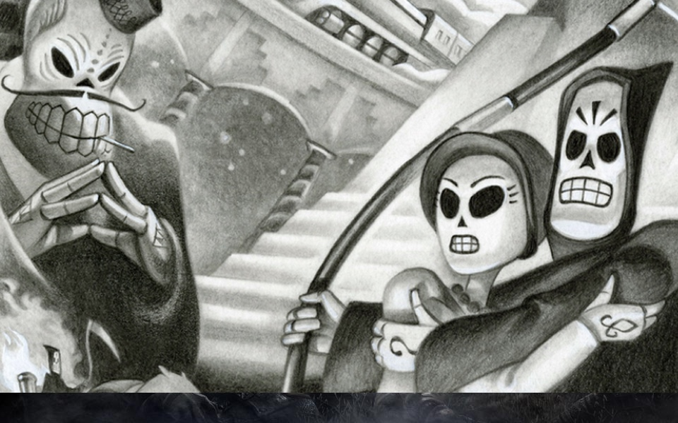 Digital archaeology: How Double Fine, Disney, LucasFilm and Sony resurrected Grim Fandango | Polygon