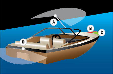 California Canadian Boaters' Gameday Battle The Sharks Exam - Of