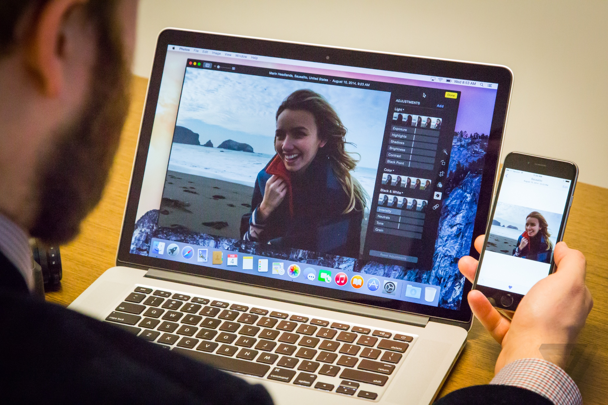 Everything you need to know about Apple's new Photos app for