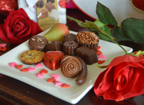 5 places to stock up on valentine's day chocolates, Ideas