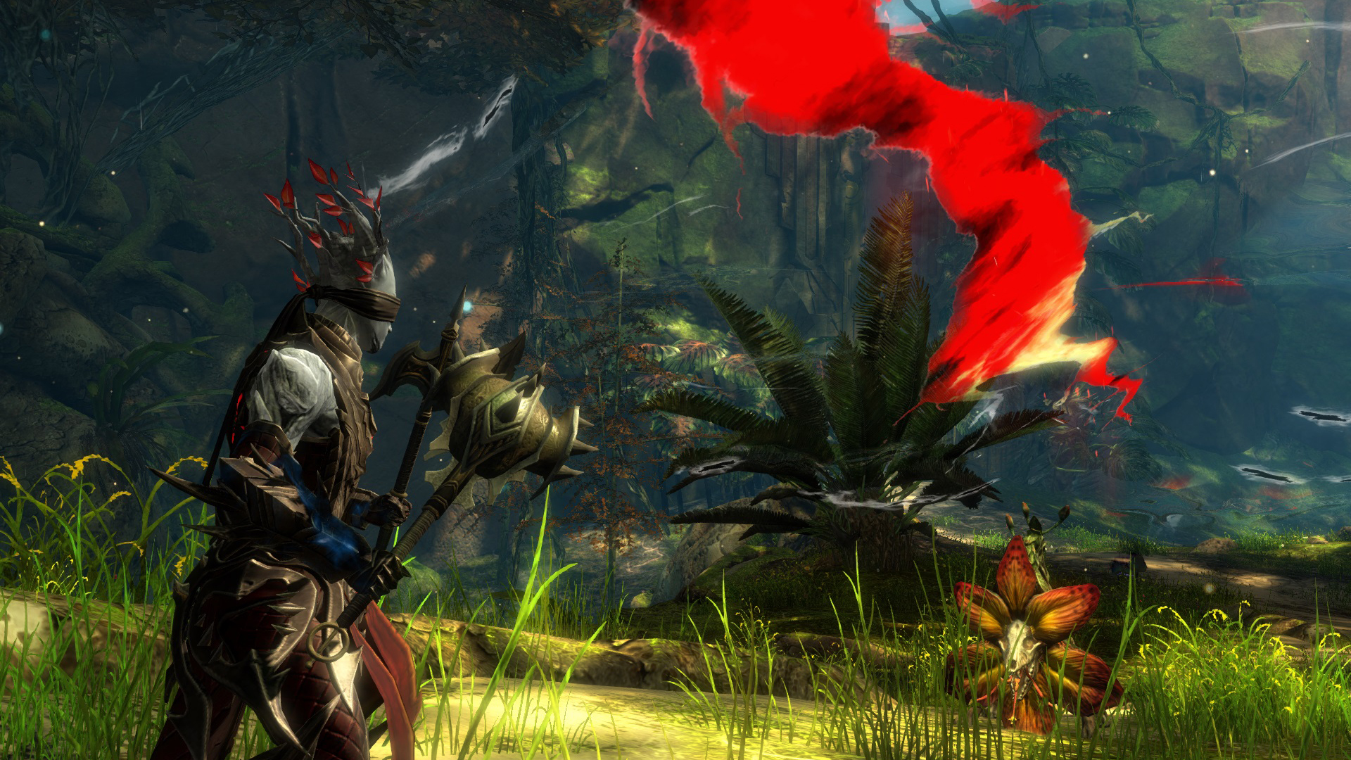 Introducing Guild Wars 2s New Profession The Revenant