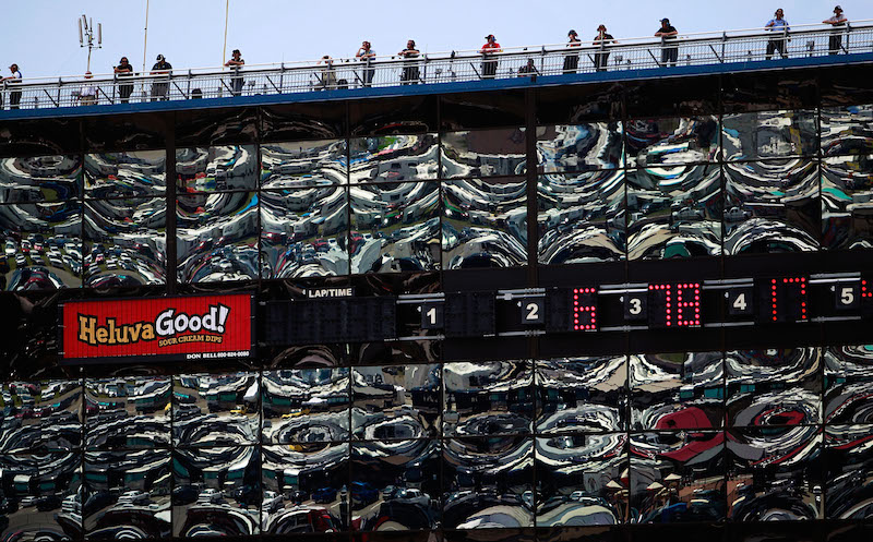 What NASCAR spotters really think