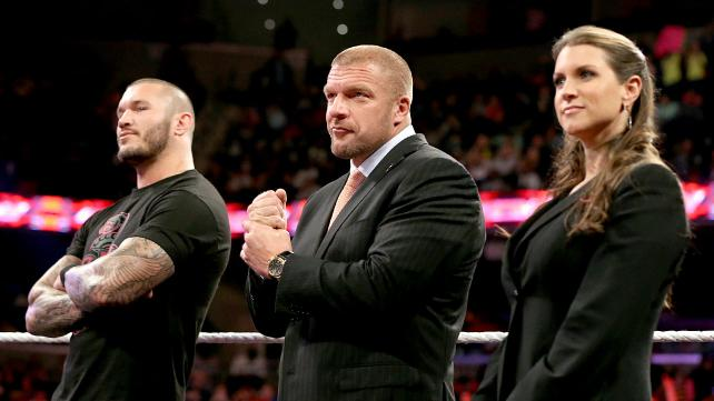 Randy Orton And Stephanie Mcmahon Entertainment vs. Inve...