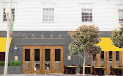 Adriano Paganini Union St Restaurants