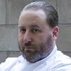Greg Weinstock burger week portrait