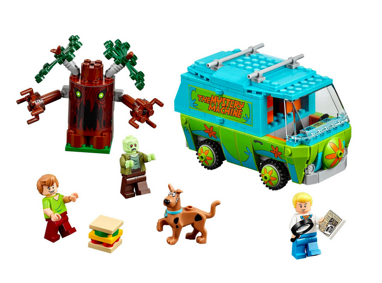 Ghostbusters? Scooby Doo? Minecraft? Which Lego set should show up ...