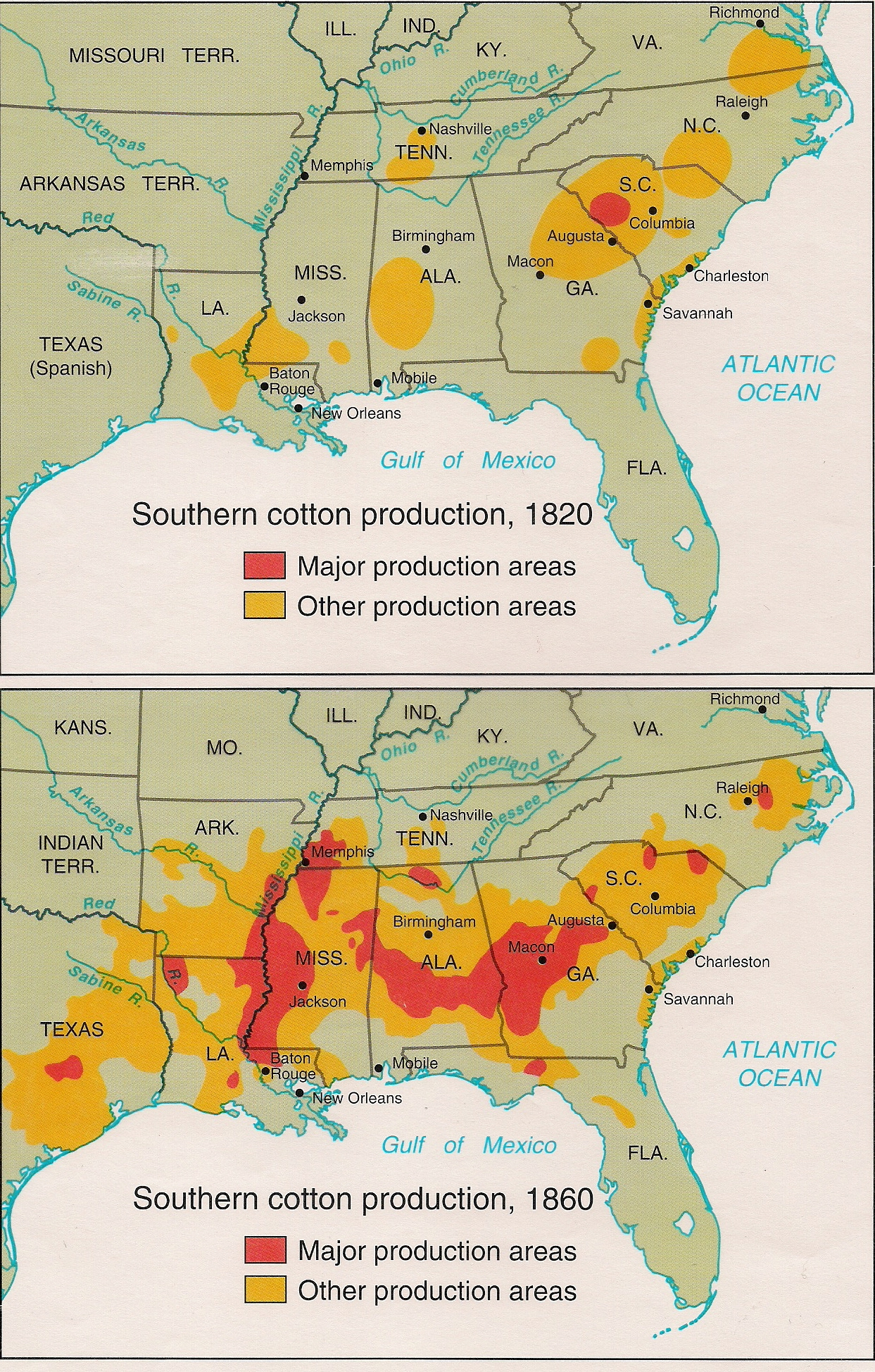 Maps That Explain The American Civil War Vox - Map of the us in the civil war