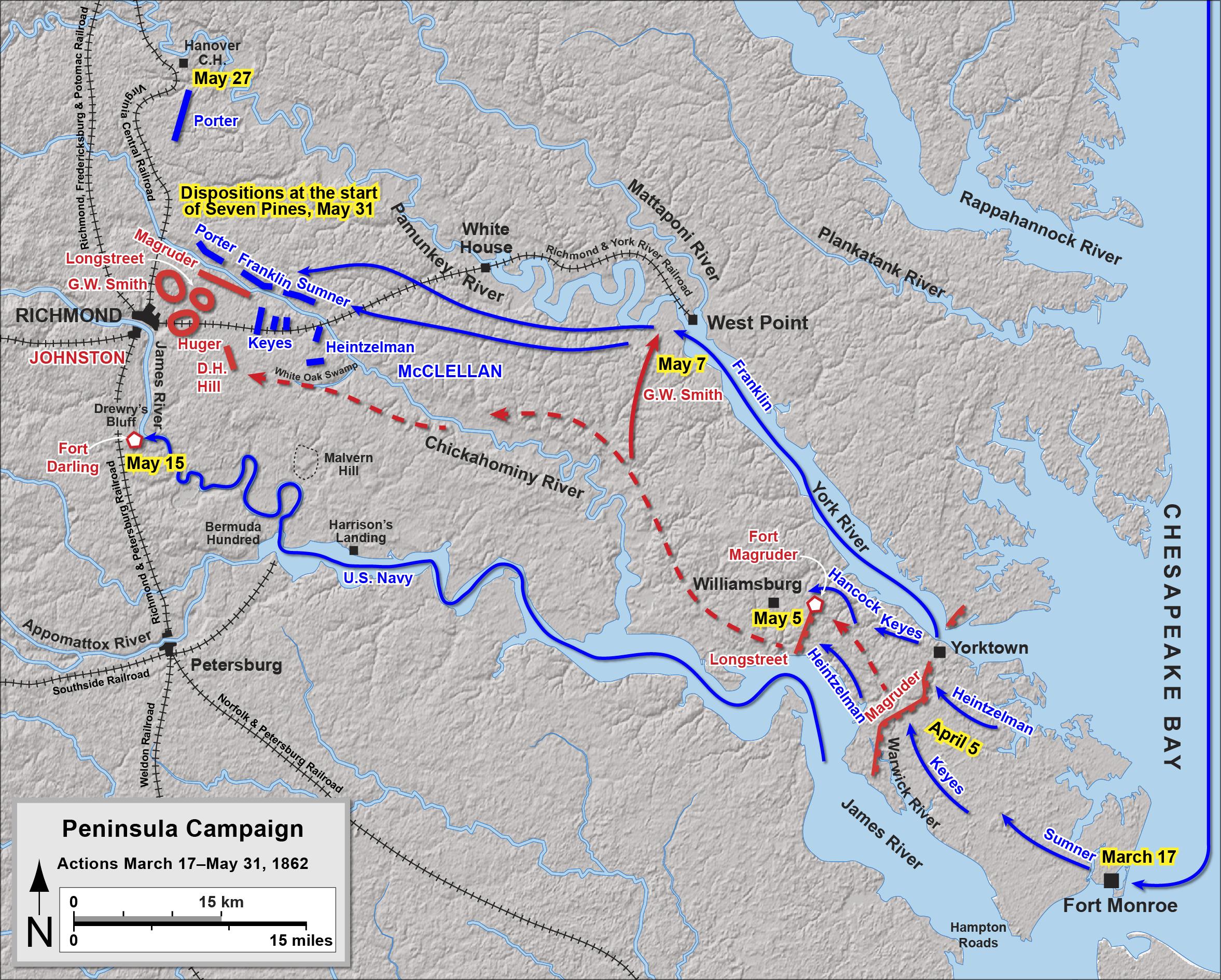 37 maps that explain the American Civil War  Vox