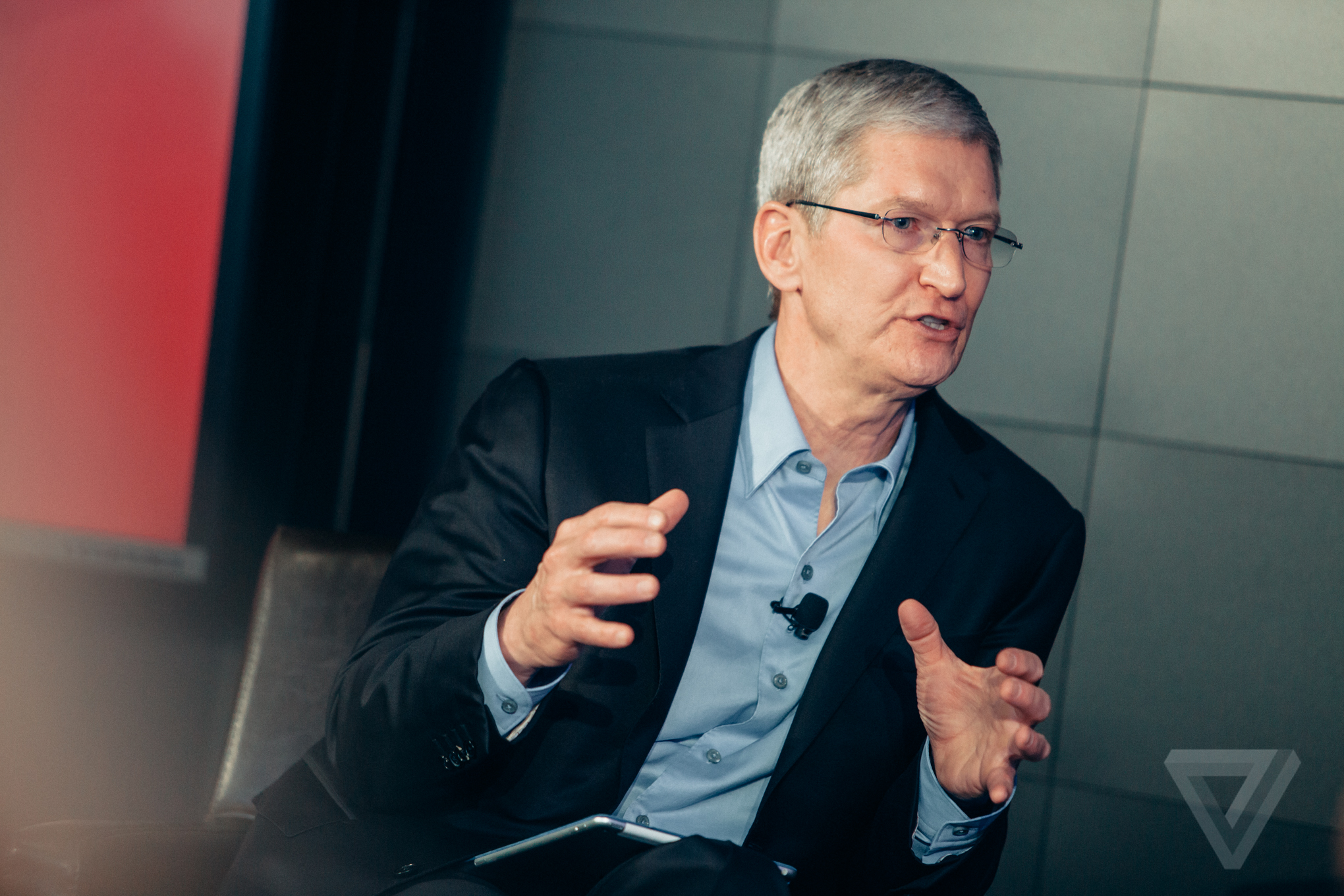 Tim Cook at WWDC