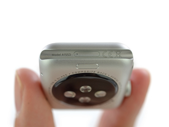 where is the serial number on apple watch