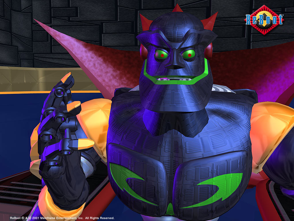 we spoke with the human behind reboot s new live action concept