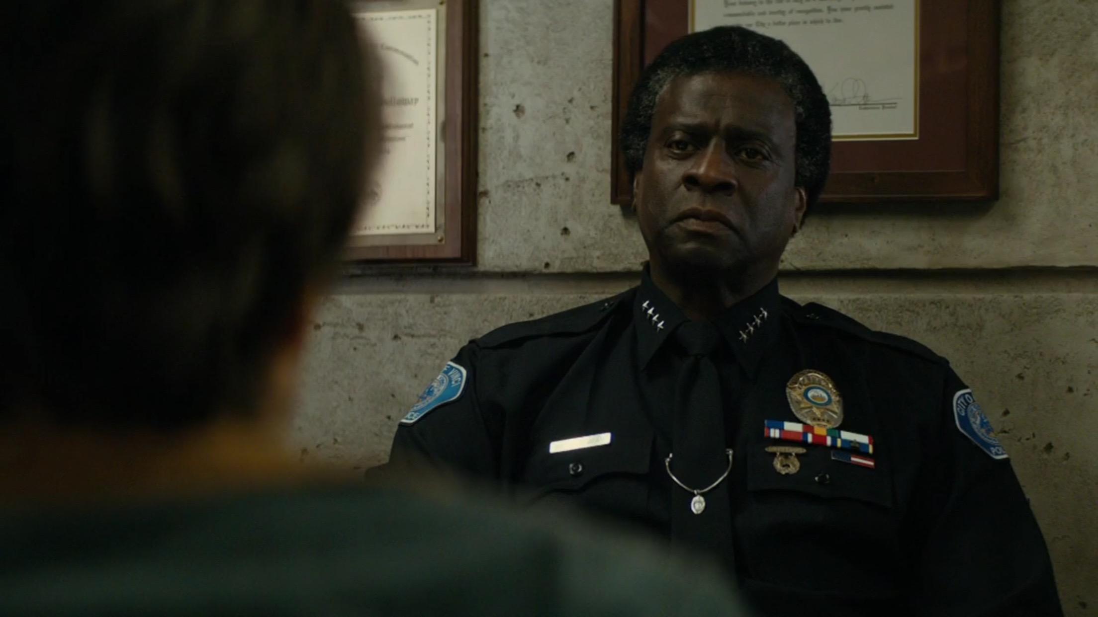 Vinci Police Chief Holloway